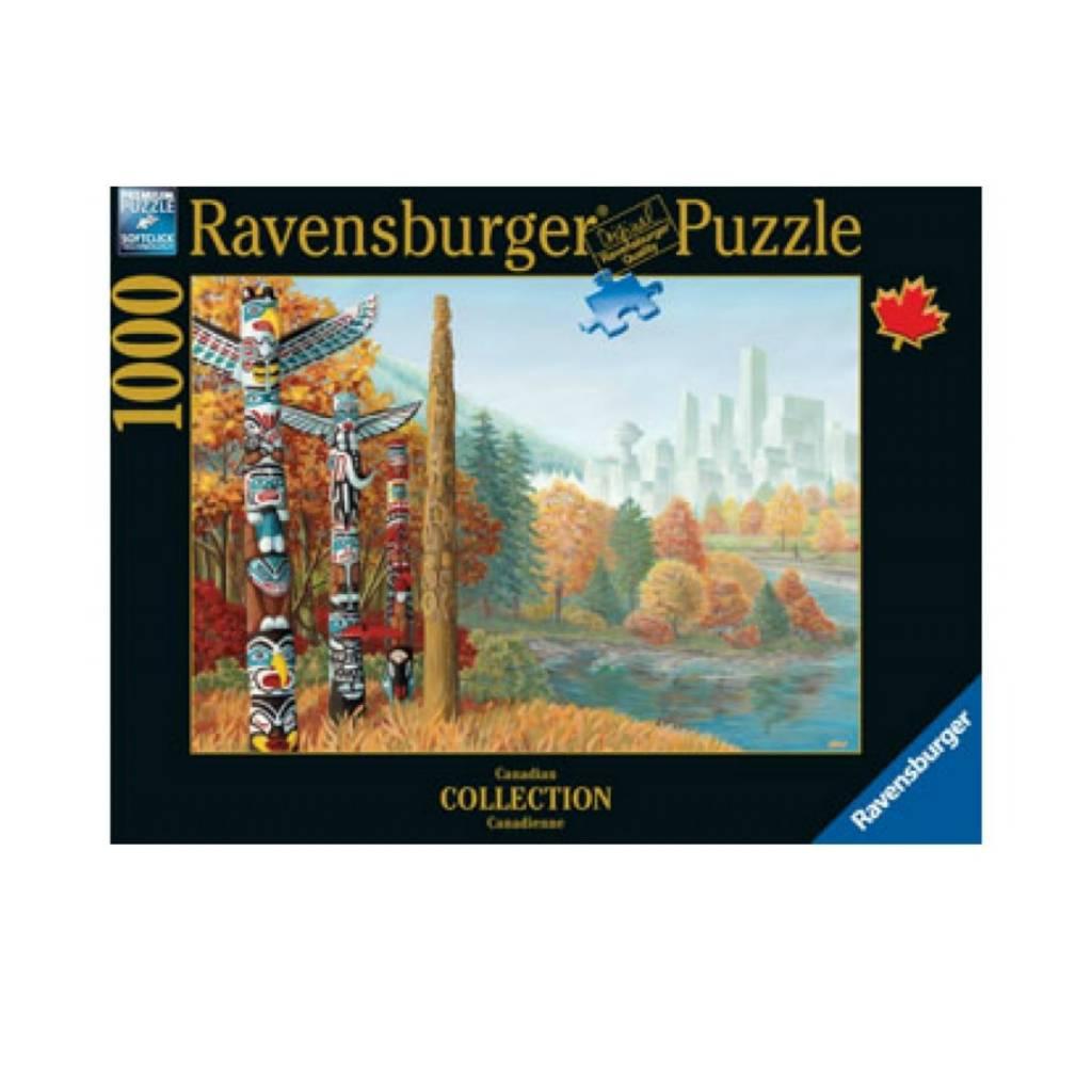 Ravensburger Puzzle 1000: When Two Worlds Collide Ravensburger