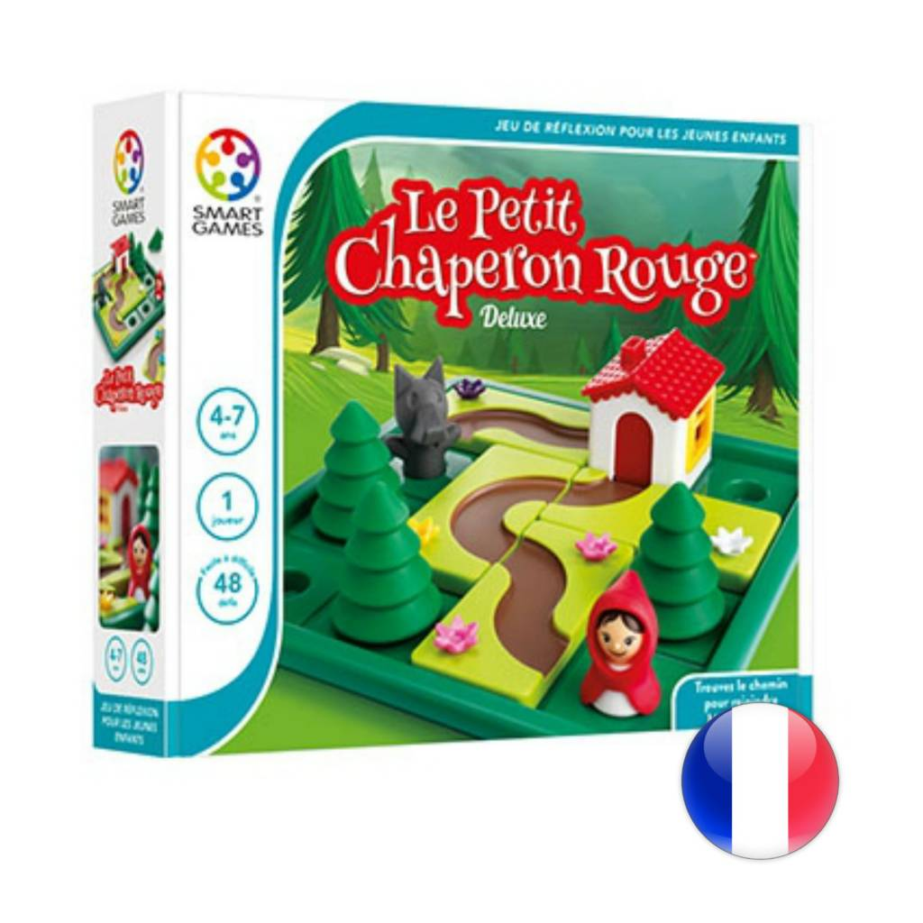 Smart Games Le Petit Chaperon Rouge Deluxe