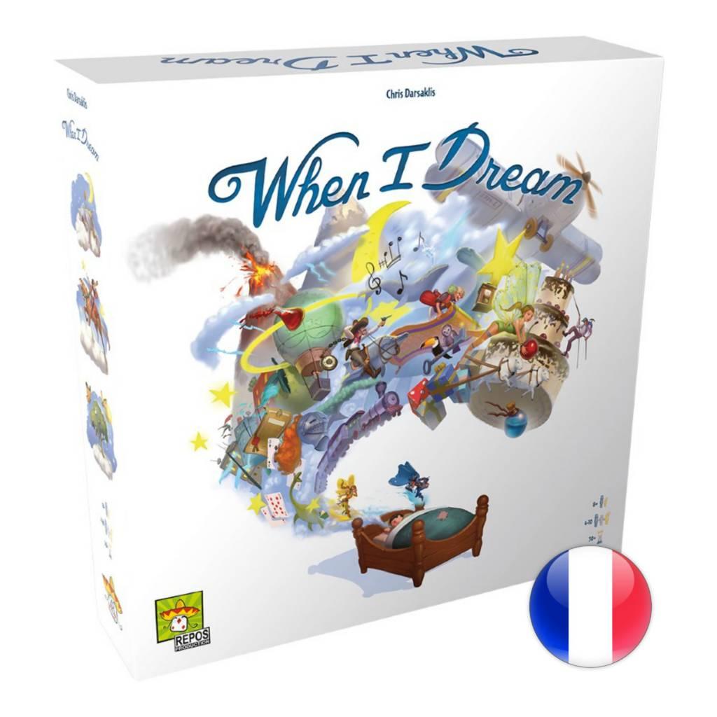 Repos Production When I dream (français)