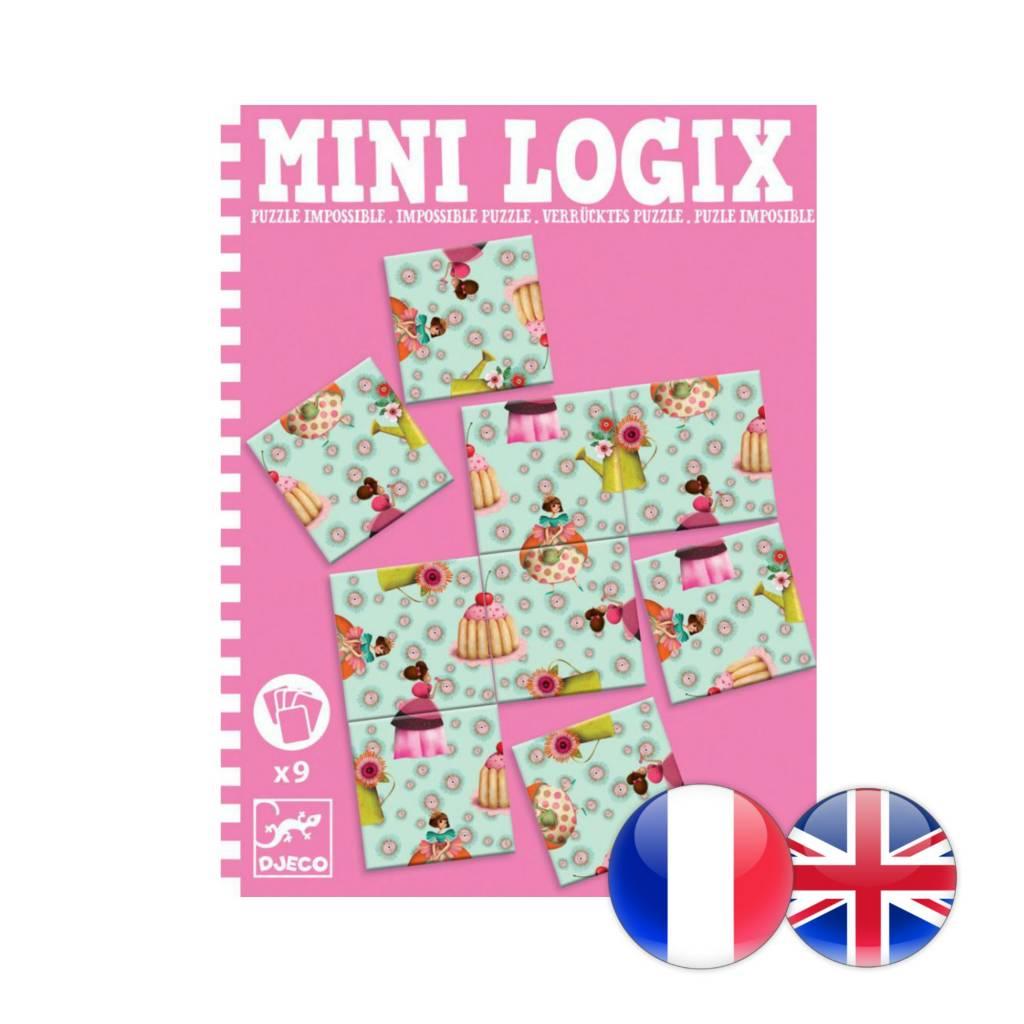 Djeco Mini logix / Puzzle impossible des princesses