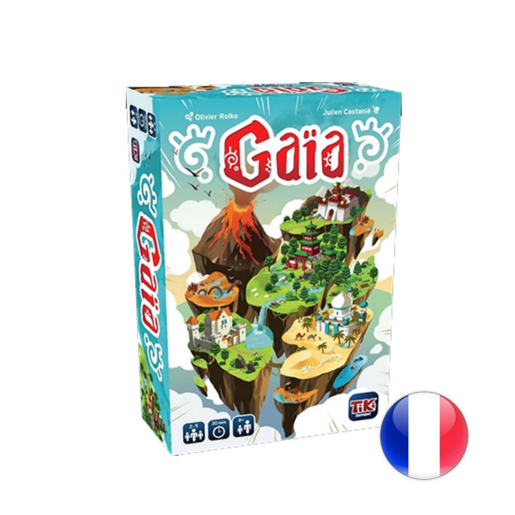 Tiki Editions Gaïa VF