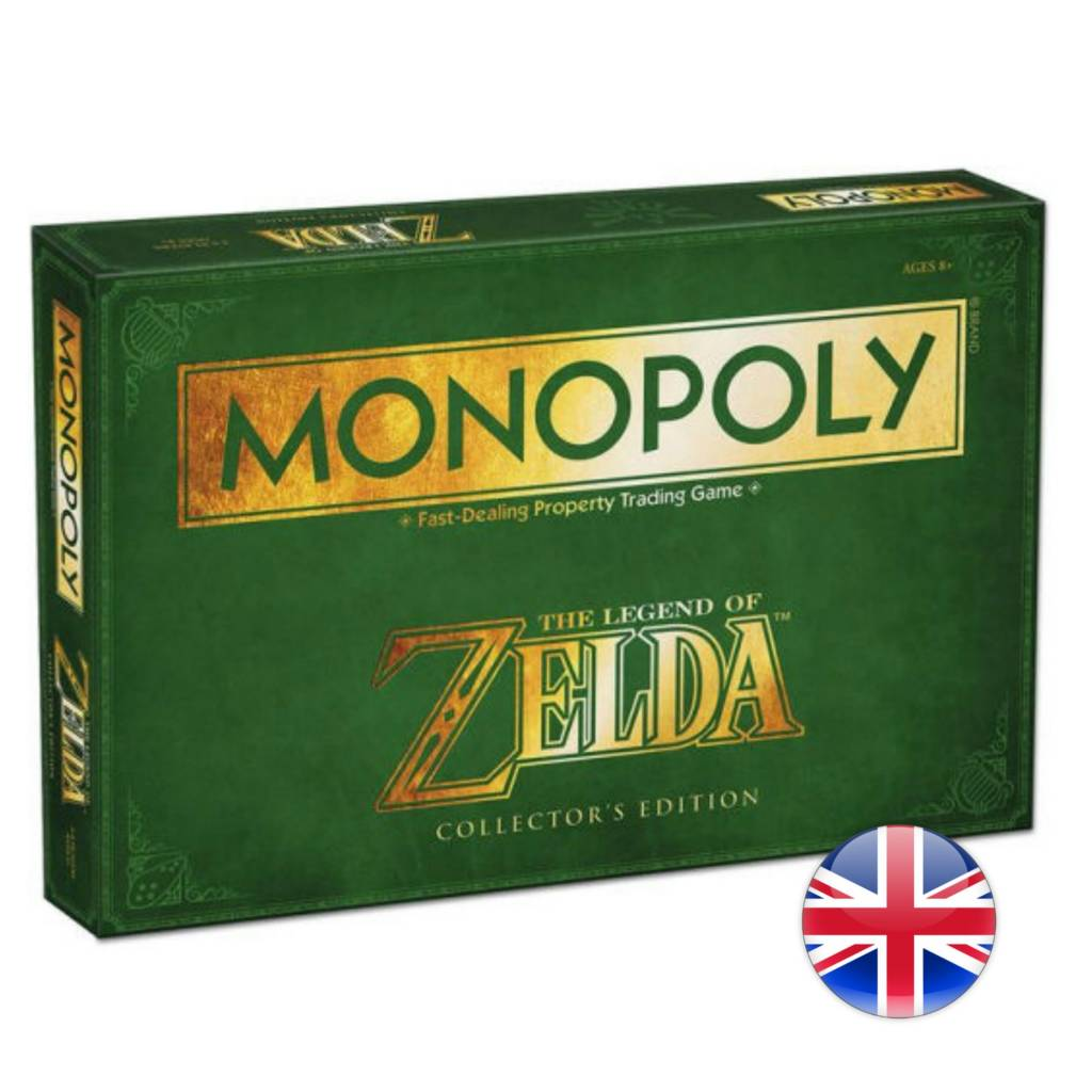 USAopoly Monopoly Legend of Zelda