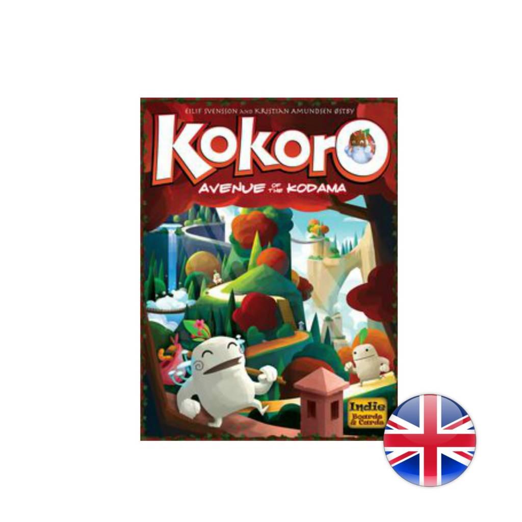 Indie Boards and Cards Kokoro: Avenue Of The Kodama