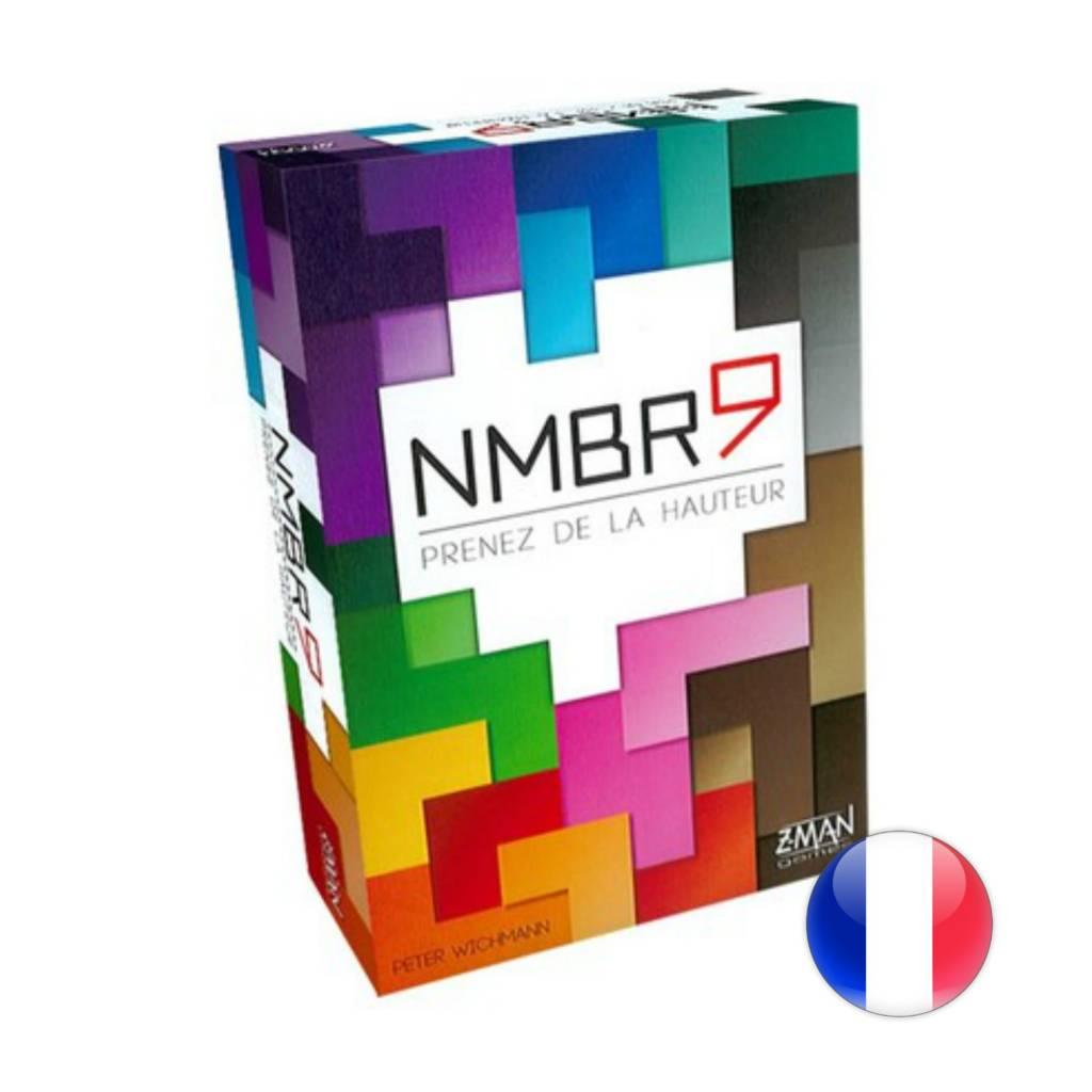 Z-Man NMBR9 VF