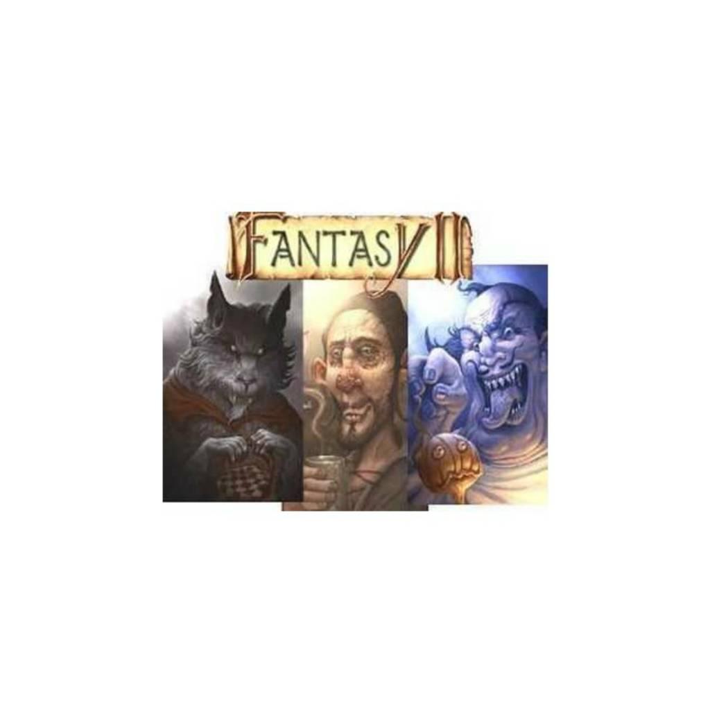 Asmodee Fantasy 2