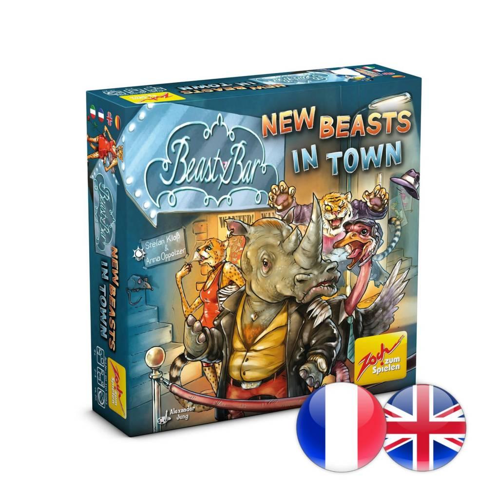 Zoch Beasty Bar New beasts in Town (Multi)