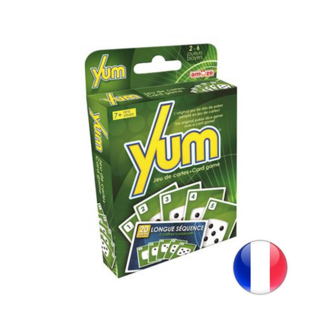 Amuze Yum Jeu de cartes