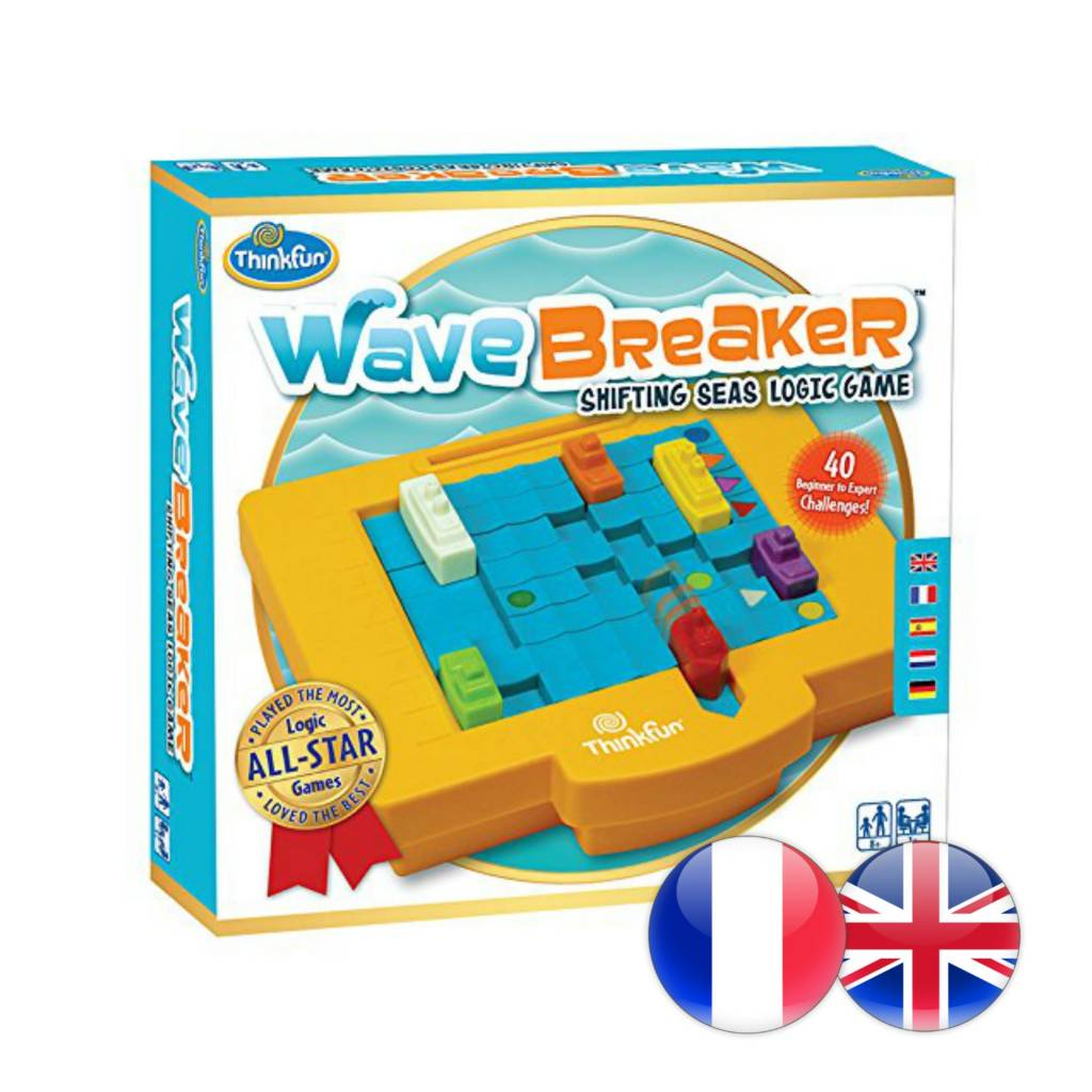 Thinkfun Wave breaker Multi