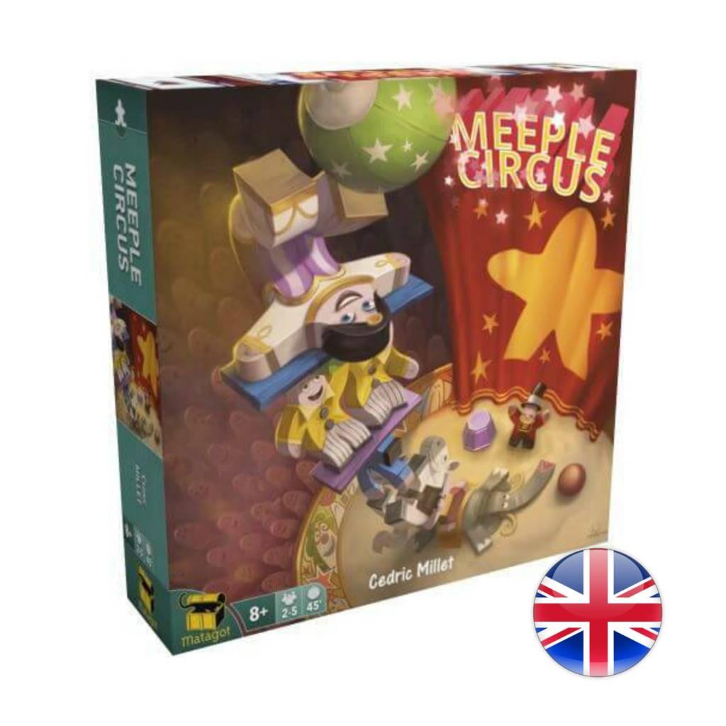 Matagot Meeple Circus (english)