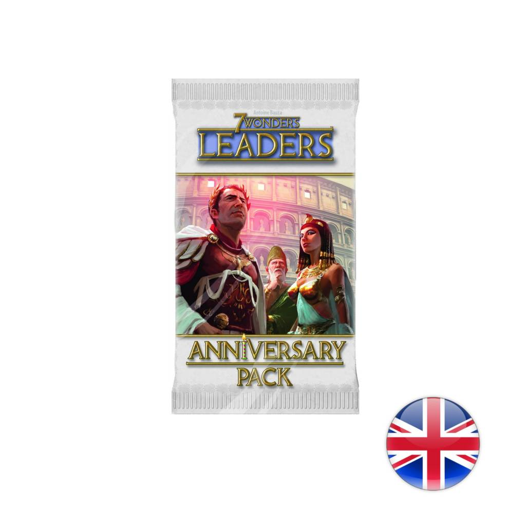 Repos Production 7 Wonders Anniversary Pack Leaders English