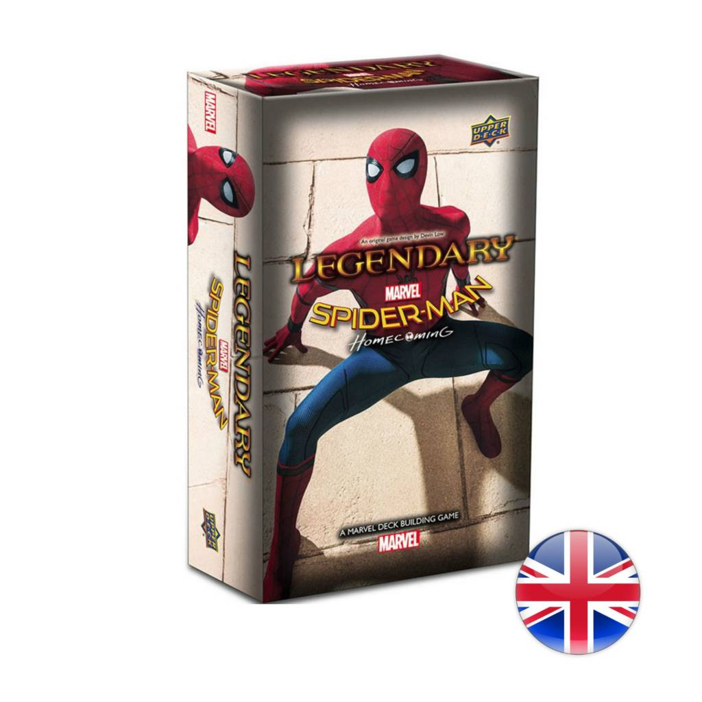 Upper Deck Marvel Legendary Spider-Man Homecoming