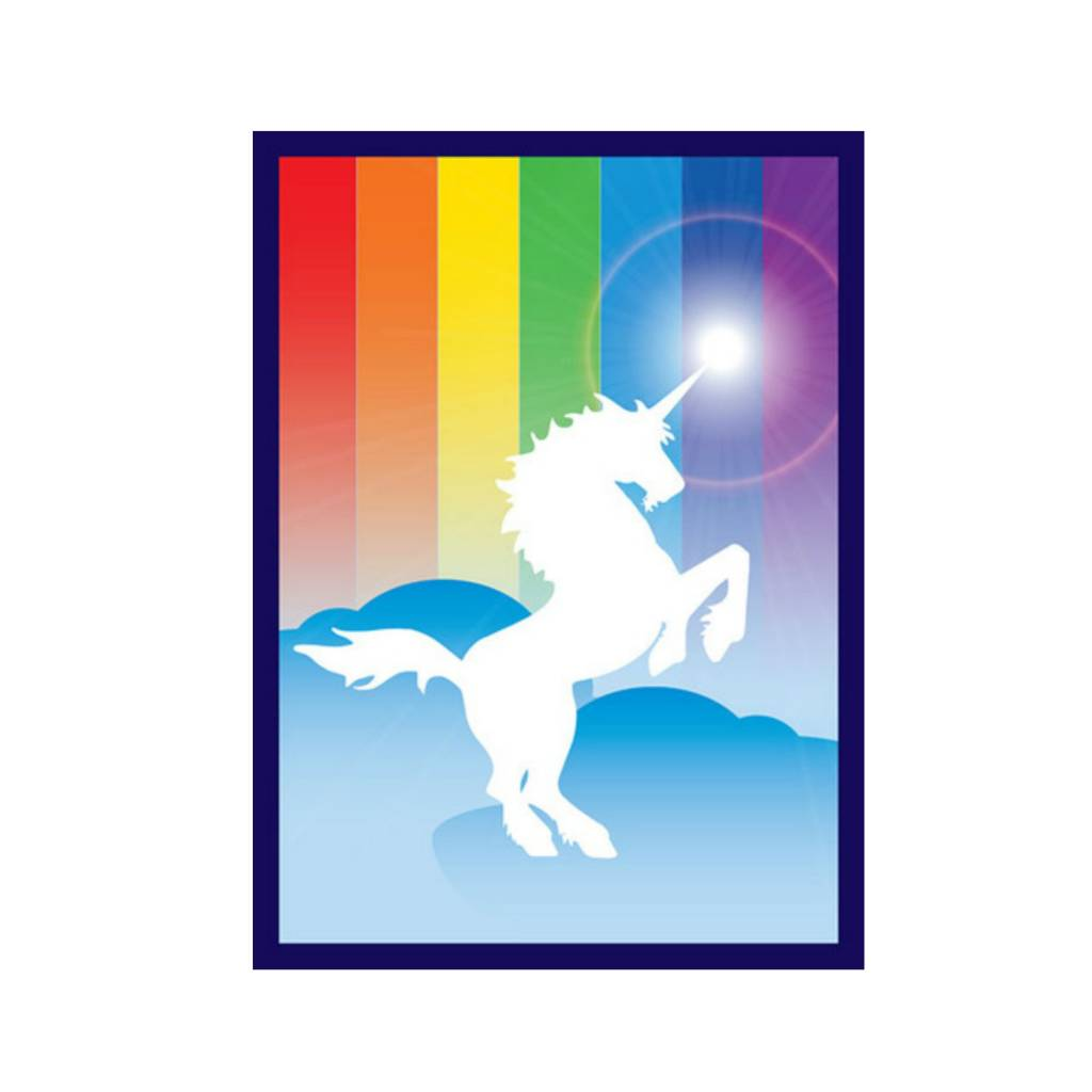 Legion Sleeves Rainbow Unicorn (50)