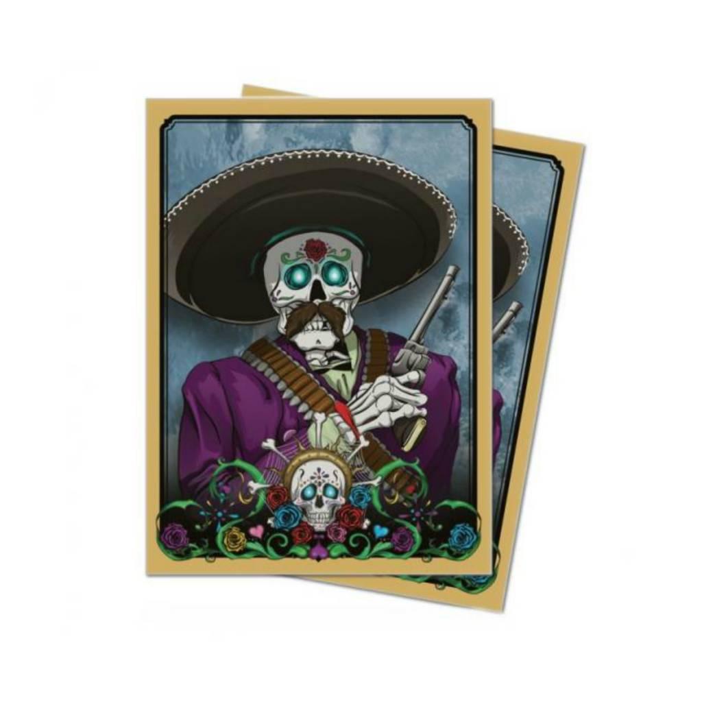 Ultra Pro Sleeves Dia De Los Muertos Mariachi (50)