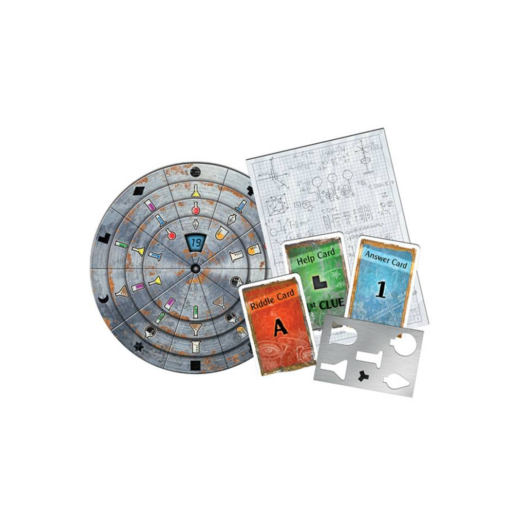 Kosmos Exit the game the secret lab