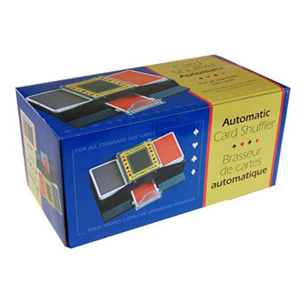 Brasseur de cartes automatique