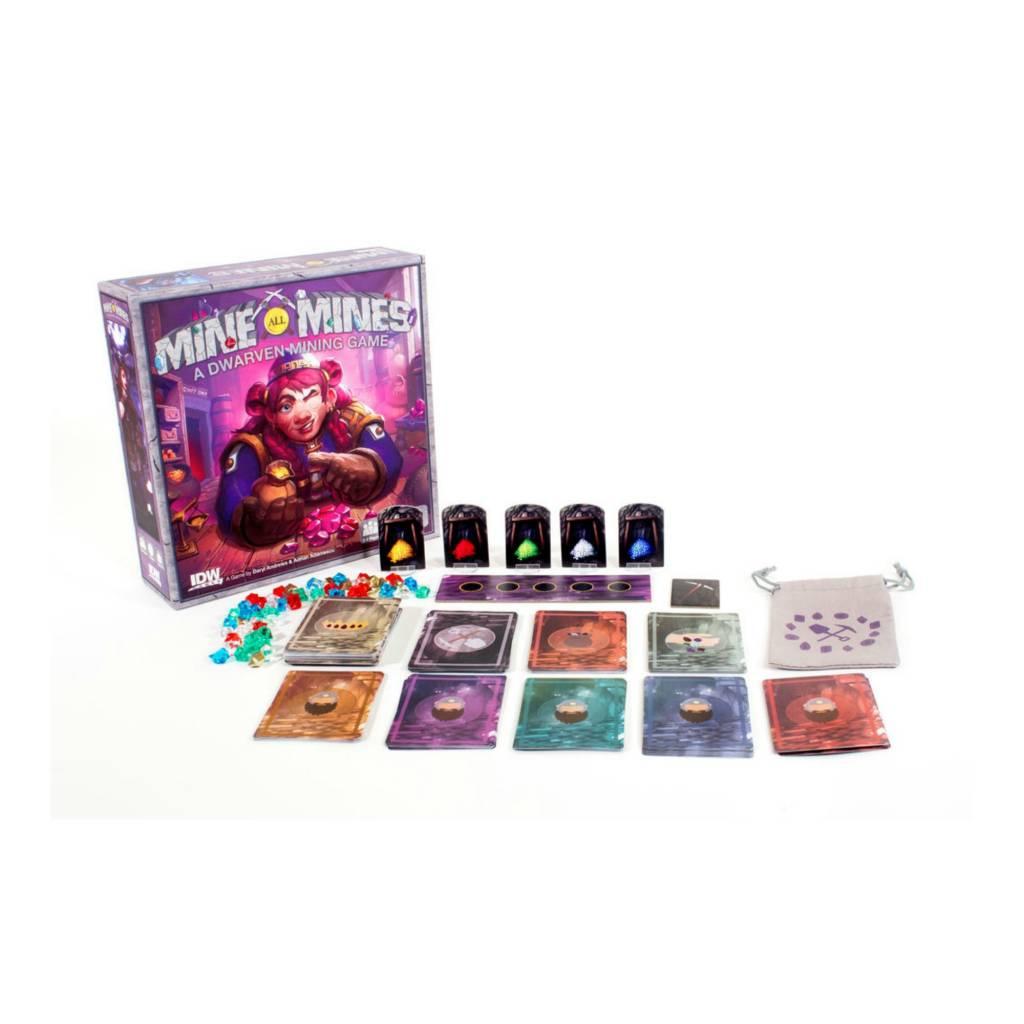 IDW Games Mine All Mines