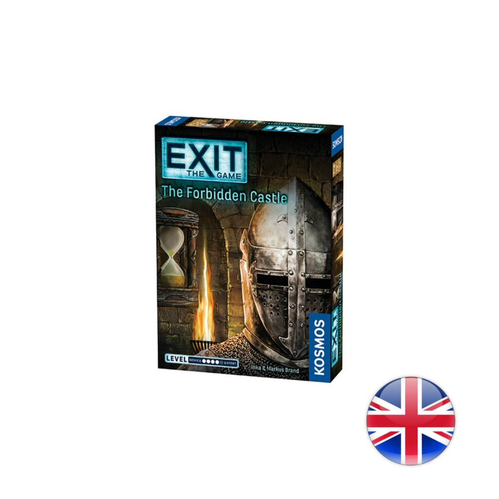 Kosmos Exit: The Forbidden Castle