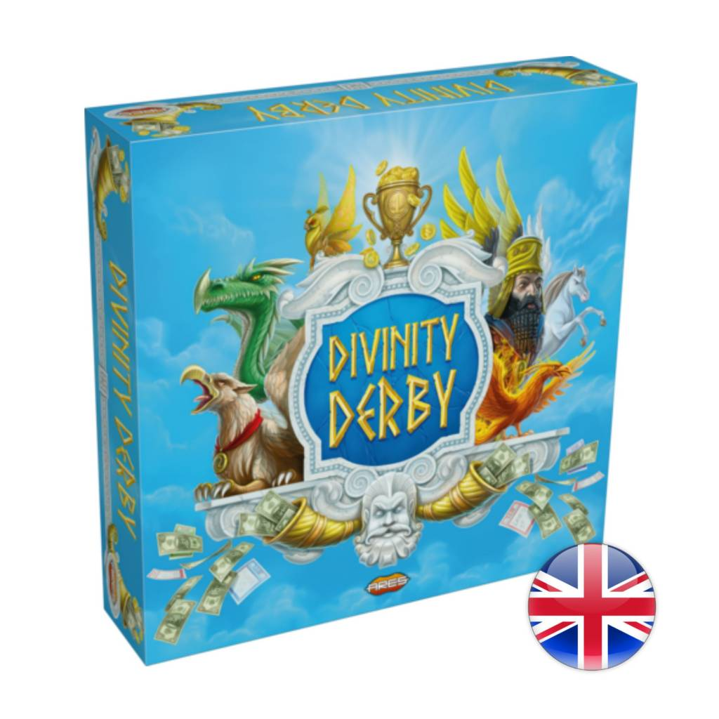 Ares Games Divinity Derby