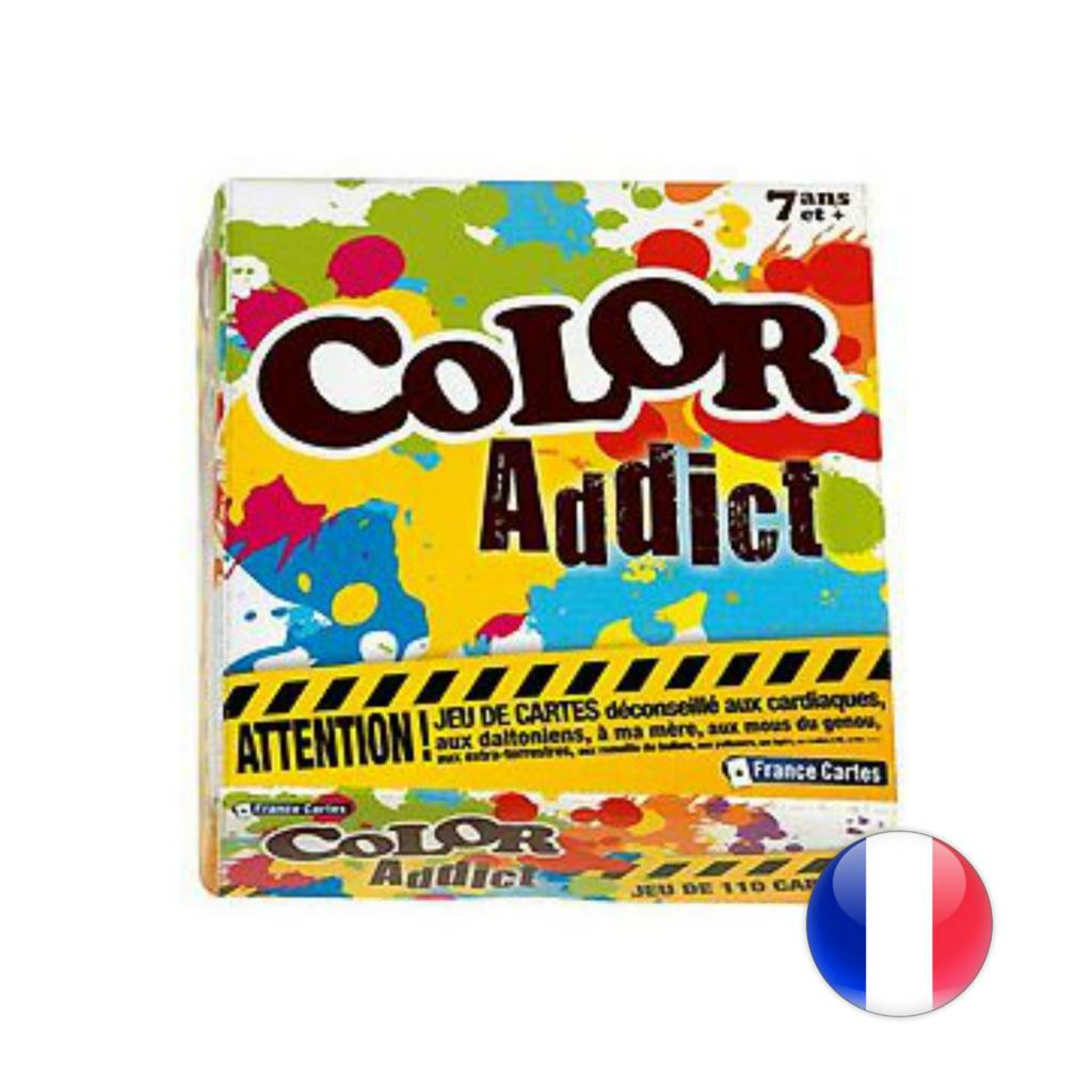 France cartes Color Addict