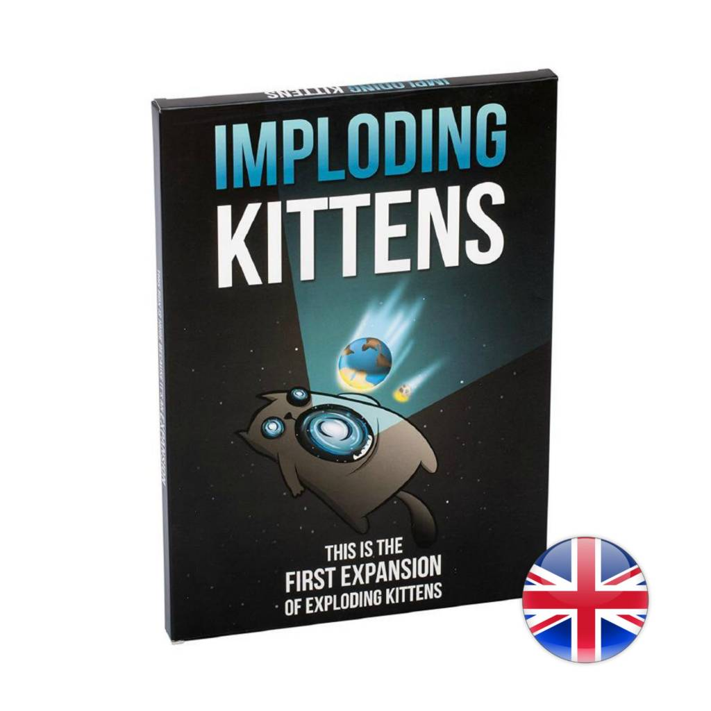 Imploding Kittens - First Expansion