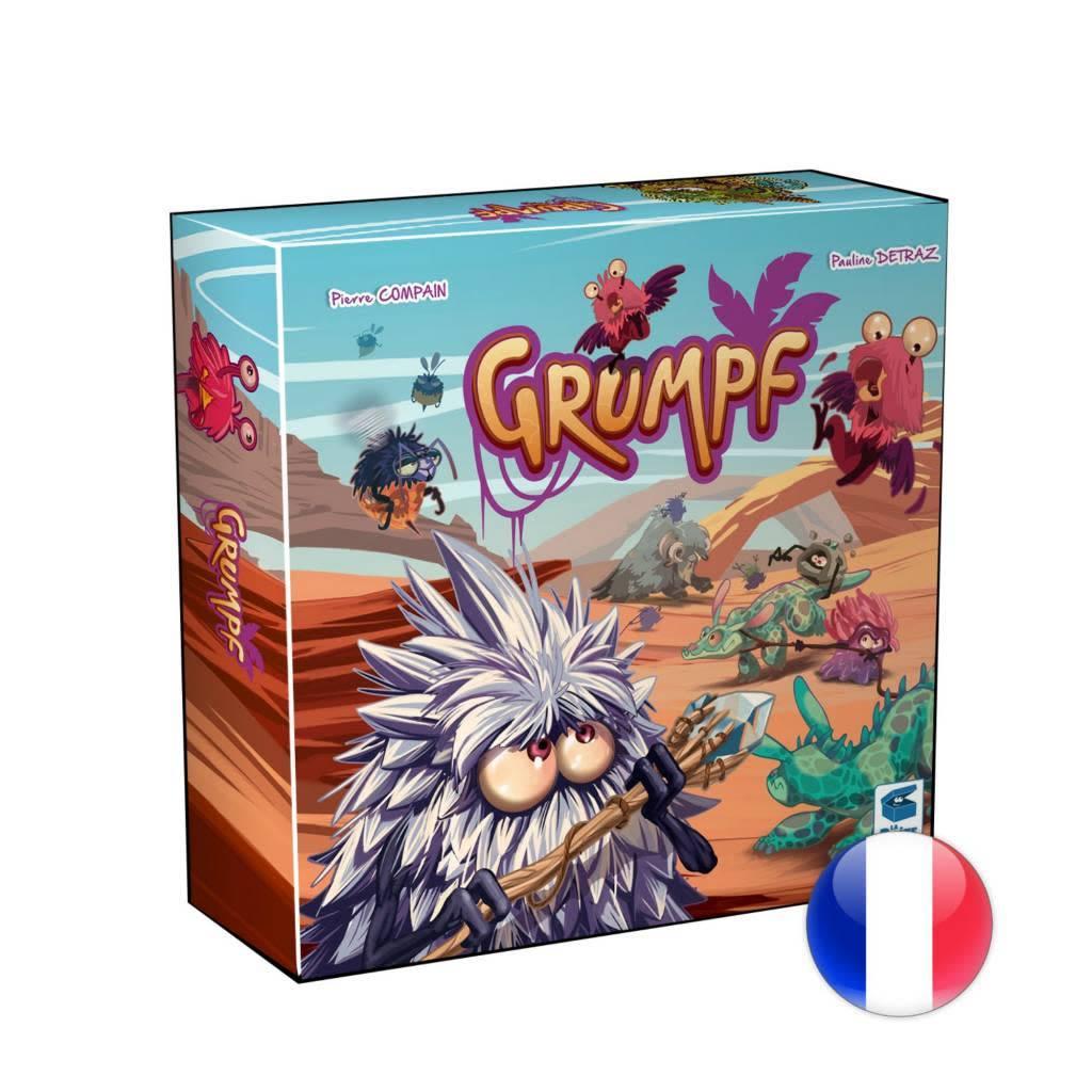 Dude Games Grumpf
