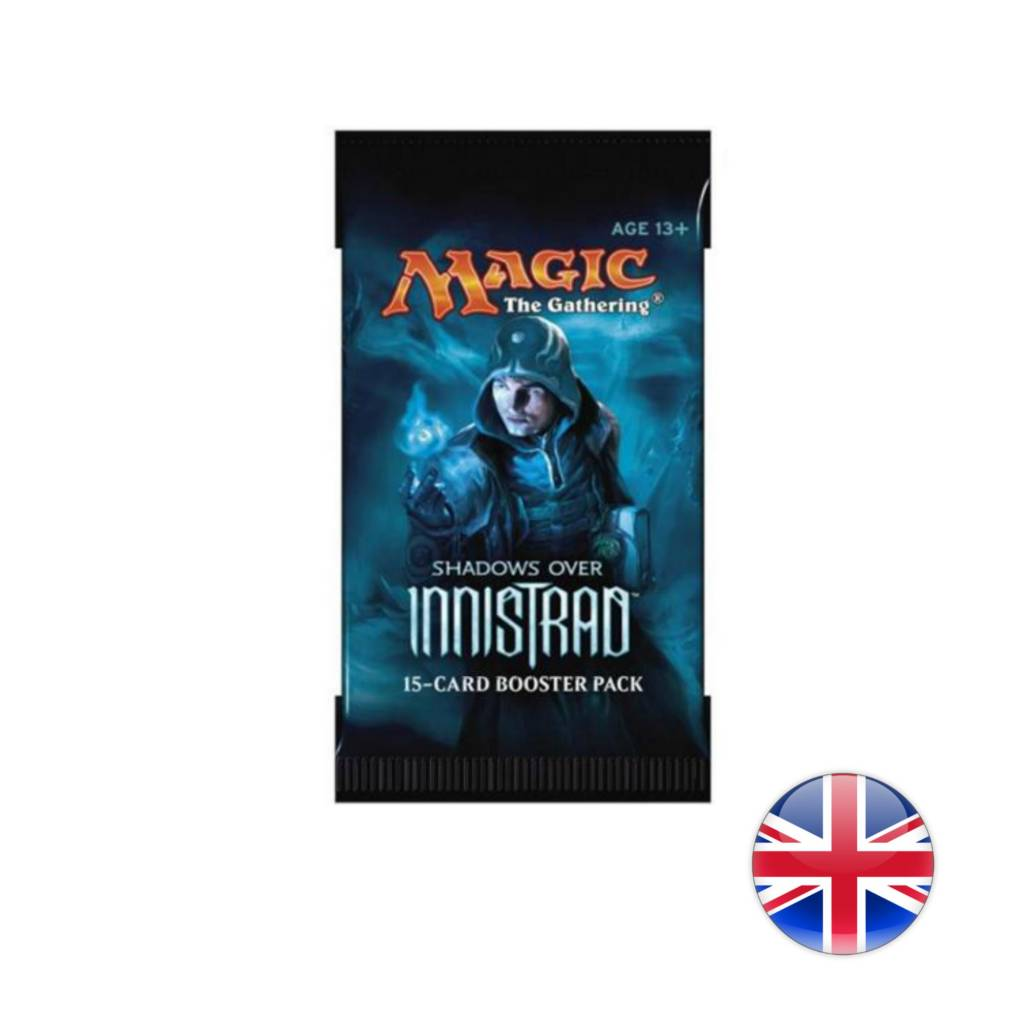 Wizards of the Coast MTG Shadows over Innistrad Booster