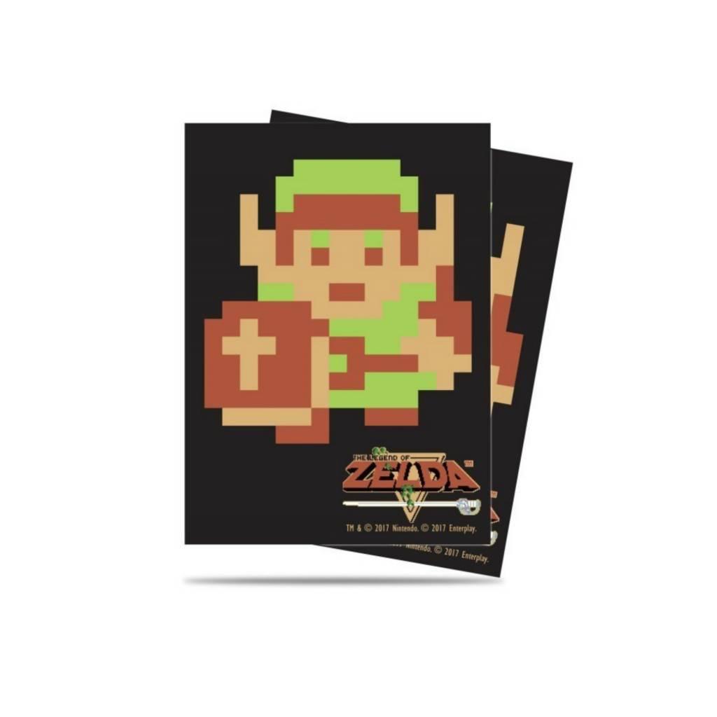 Ultra Pro Sleeves Legend of Zelda 8-Bit Link (65)