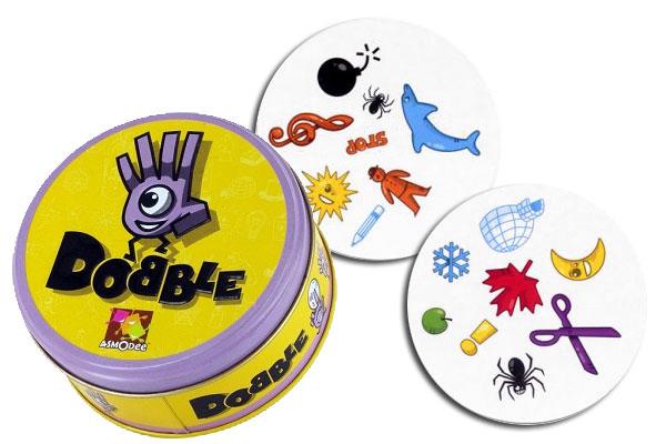 Dobble Jeu pour enfants et jeu d'ambiance