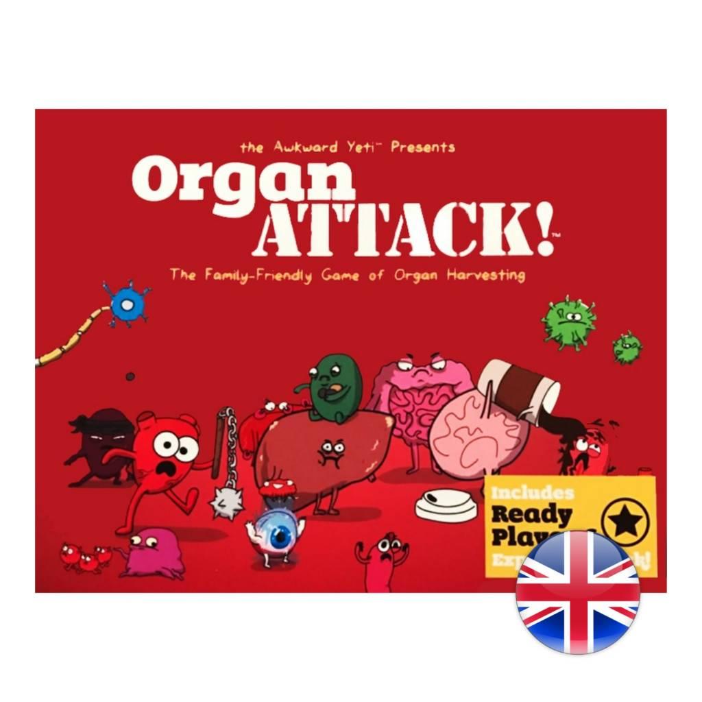 OrganATTACK! Organ Attack!