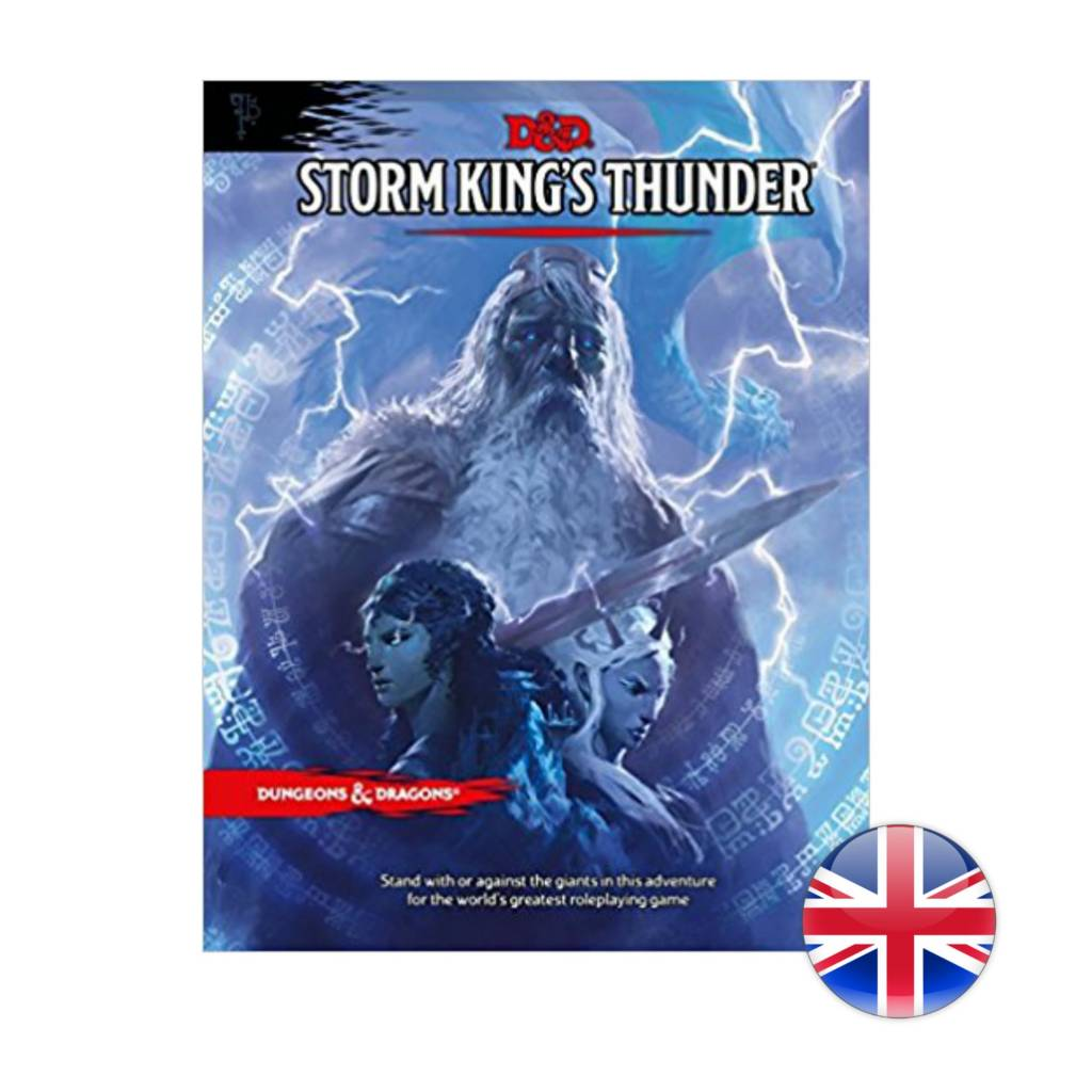Wizards of the Coast Dungeons & Dragons: Storm King's Thunder