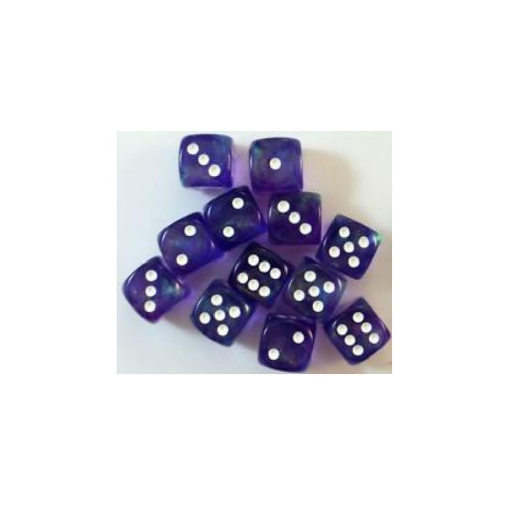 Borealis: 12D6 purple/white