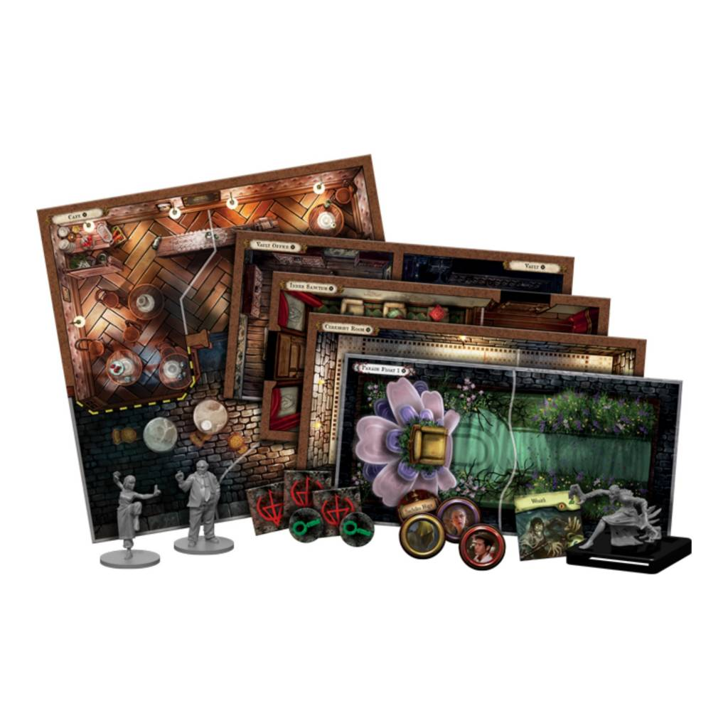 Fantasy Flight Games Mansions of Madness 2nd ed. Sanctum of Twilight
