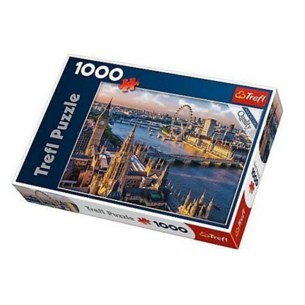 Trefl Puzzle 1000: Londres