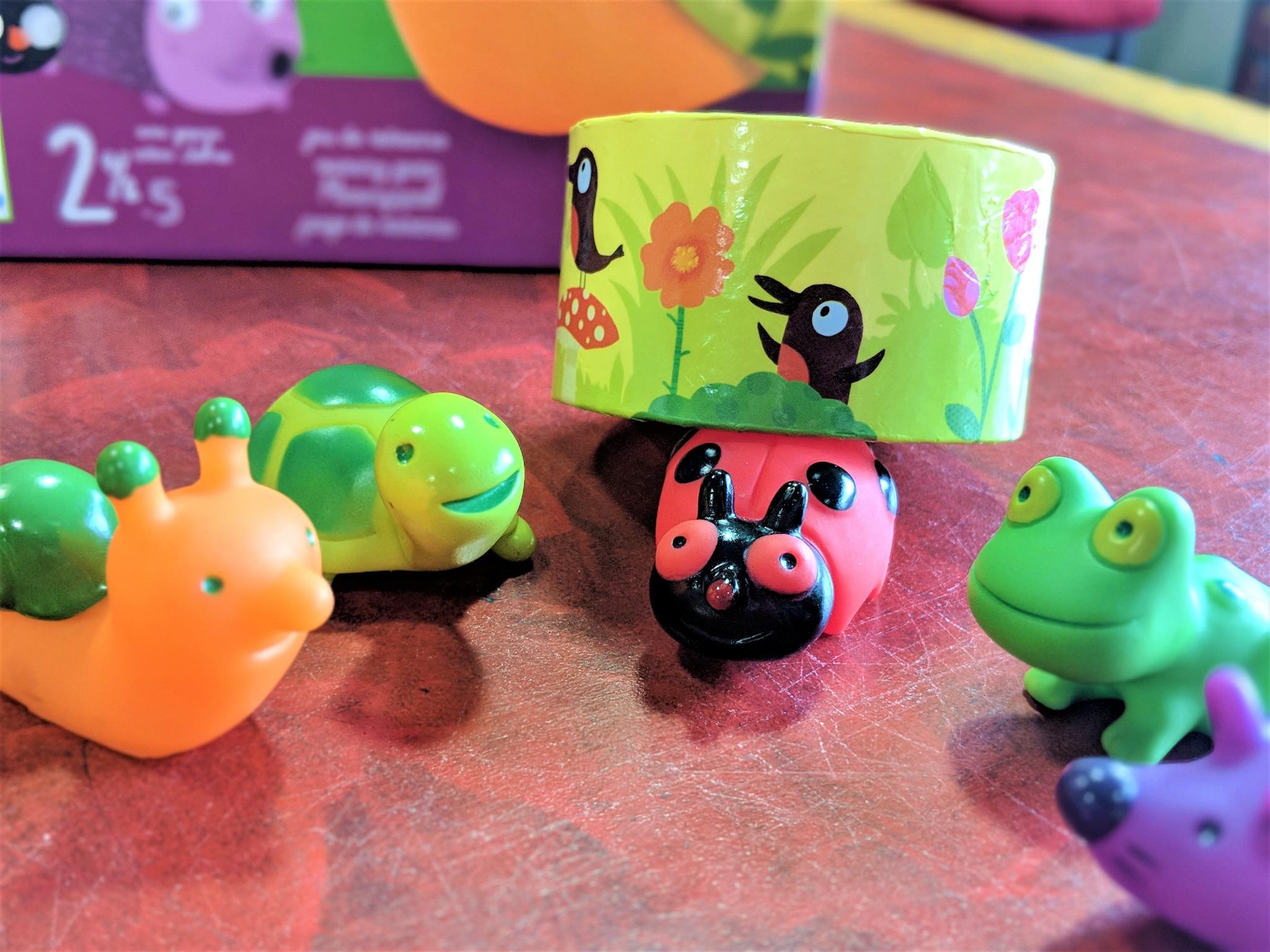 Insectes et animaux Little Mémo de Djeco
