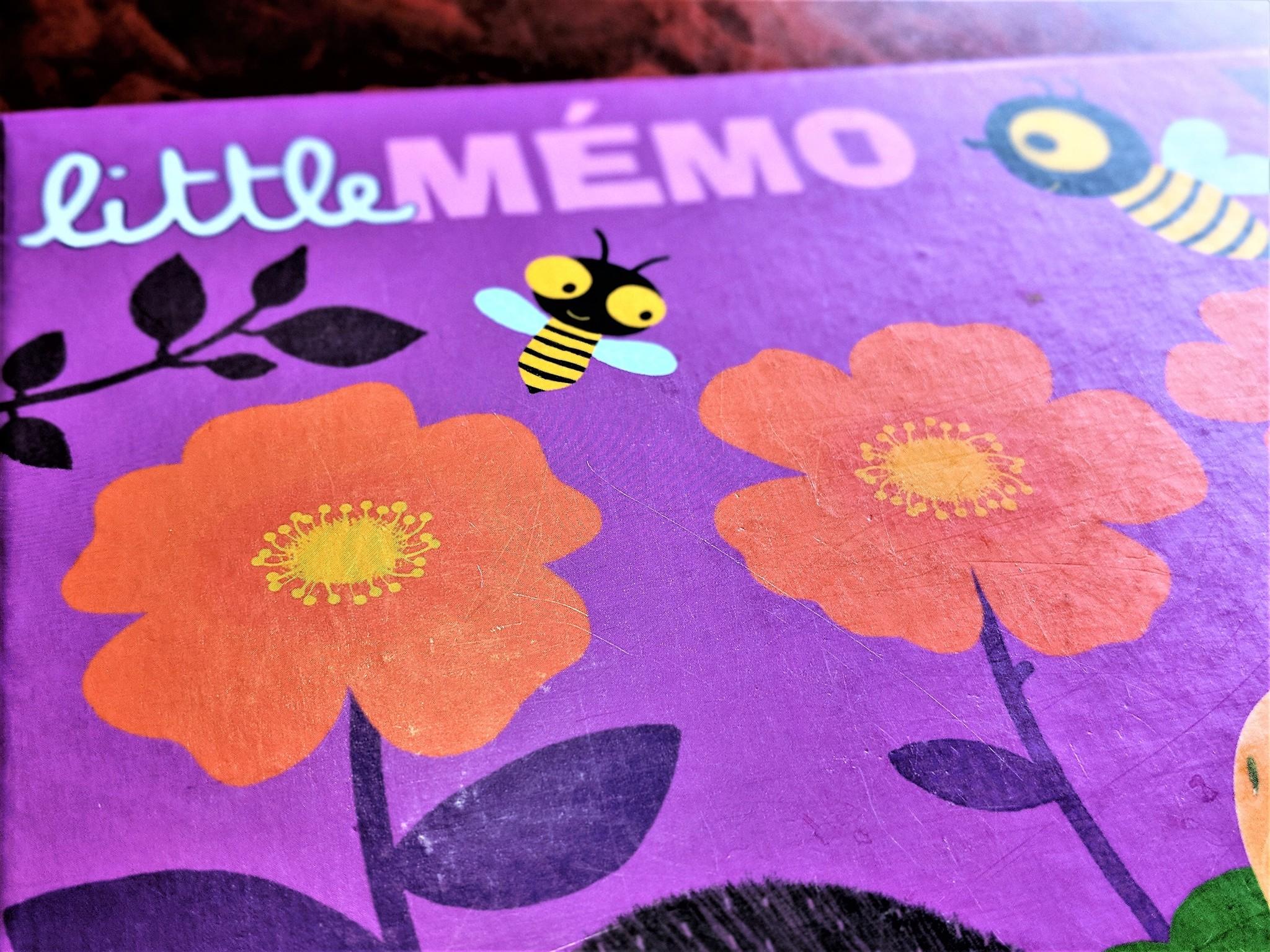 Boîte de jeux Little Memo Djeco