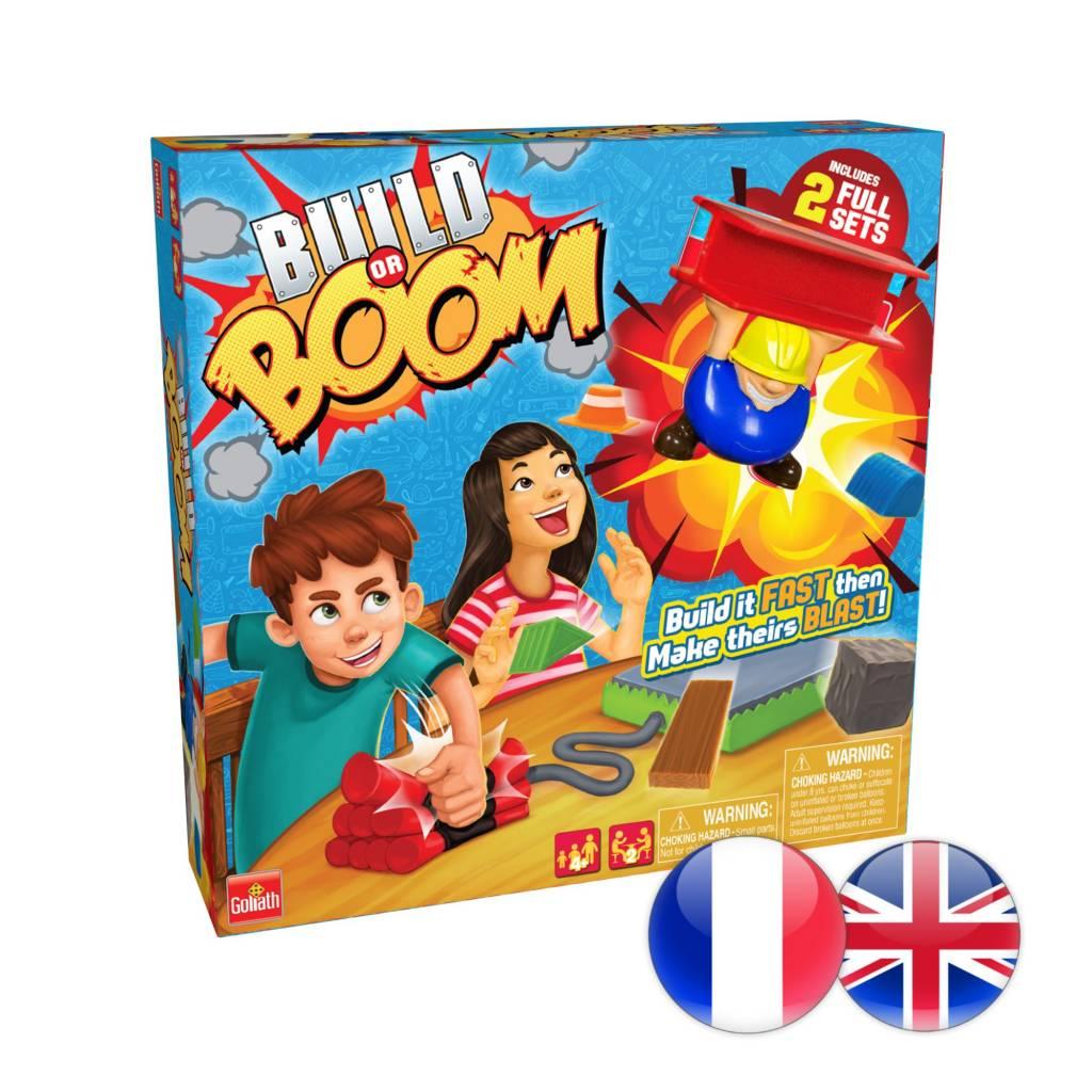 Goliath Build or Boom (multi)