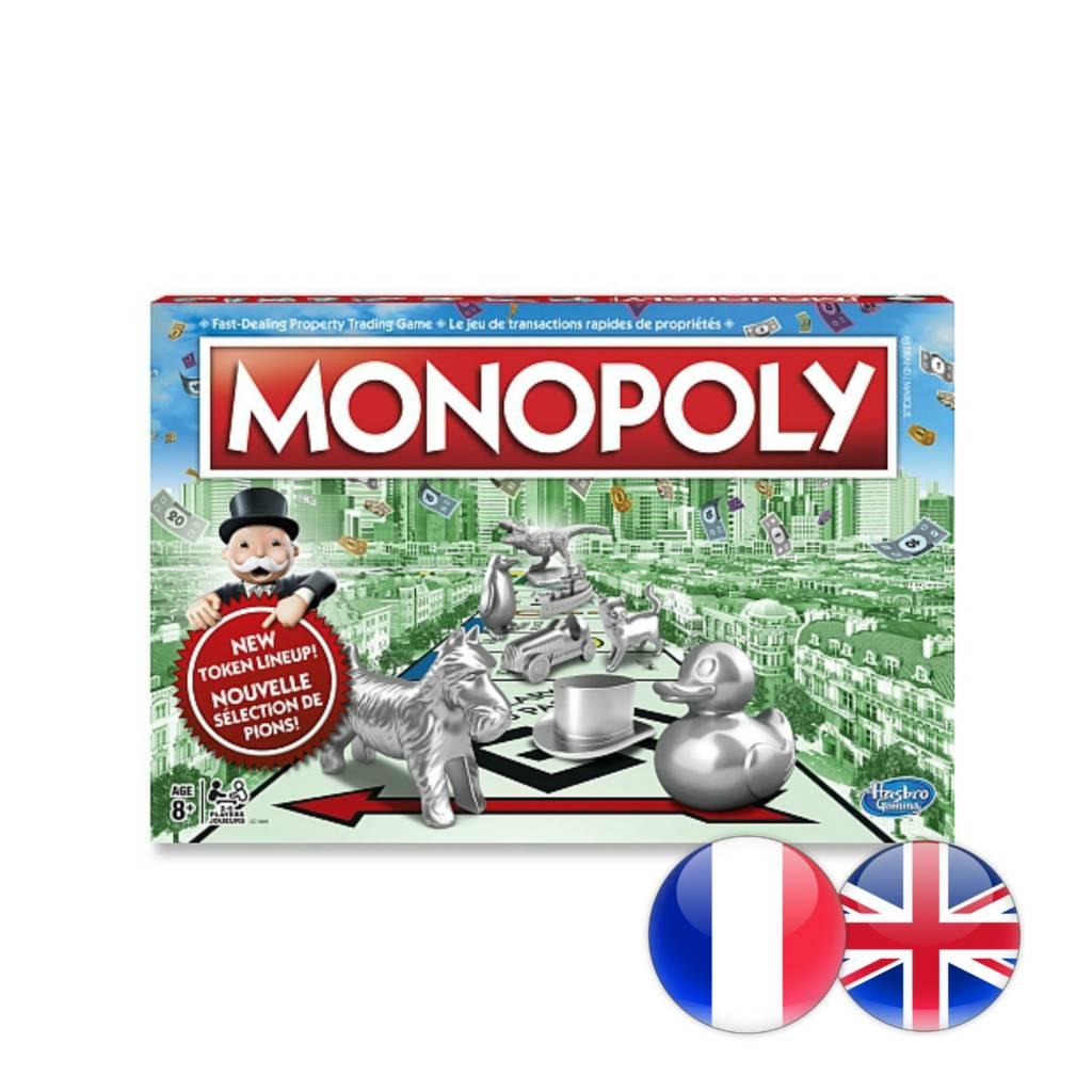 Hasbro Games Monopoly nouvelle édition (multi)