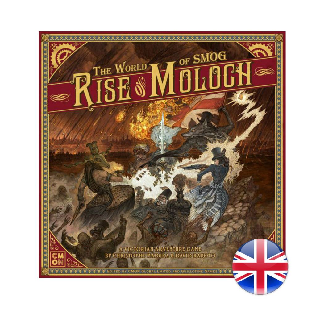 CMON Limited Smog: Rise of Moloch