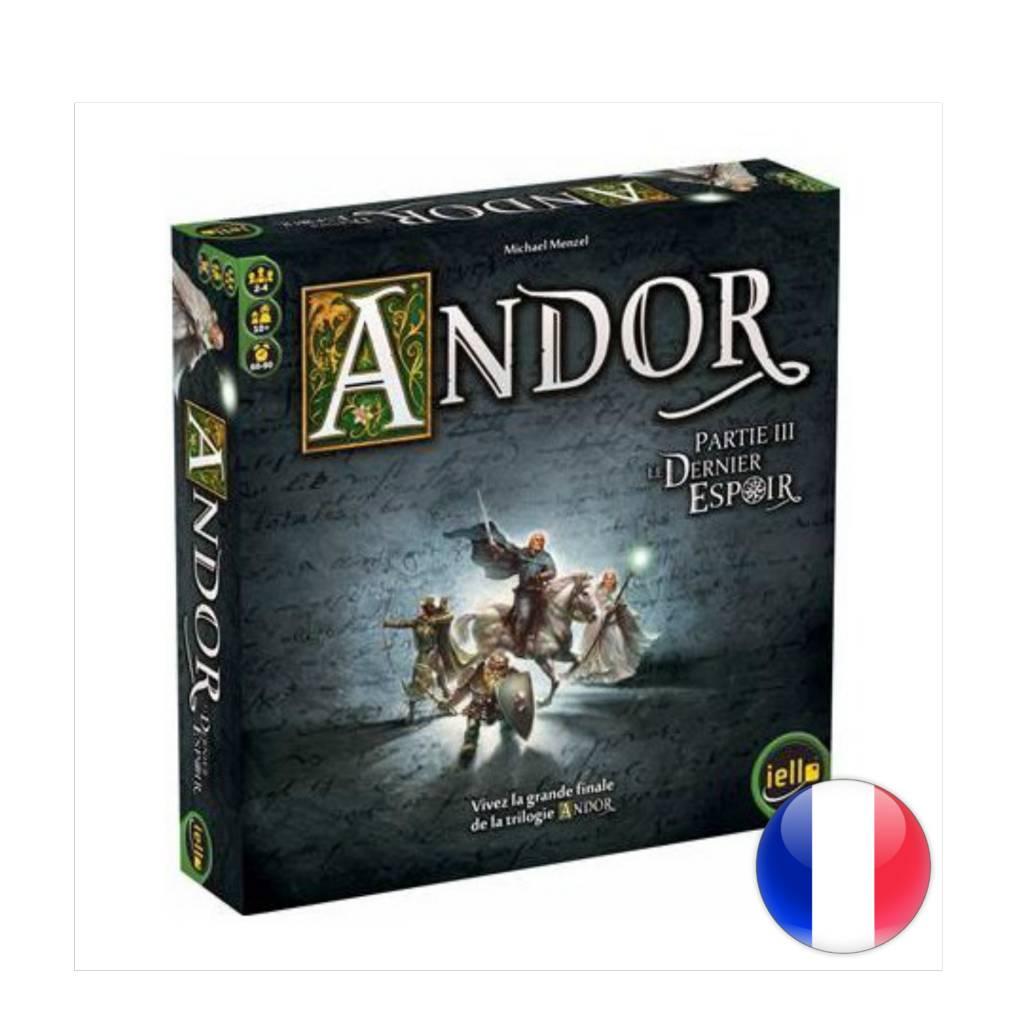 IELLO Andor - Le dernier espoir