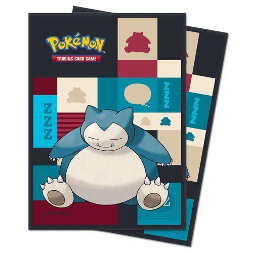 Ultra Pro Sleeves Pokemon Snorlax 65ct