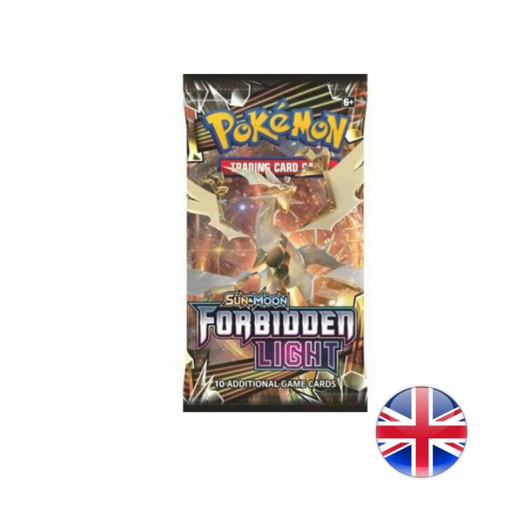Pokemon SM6 Forbidden Light Booster