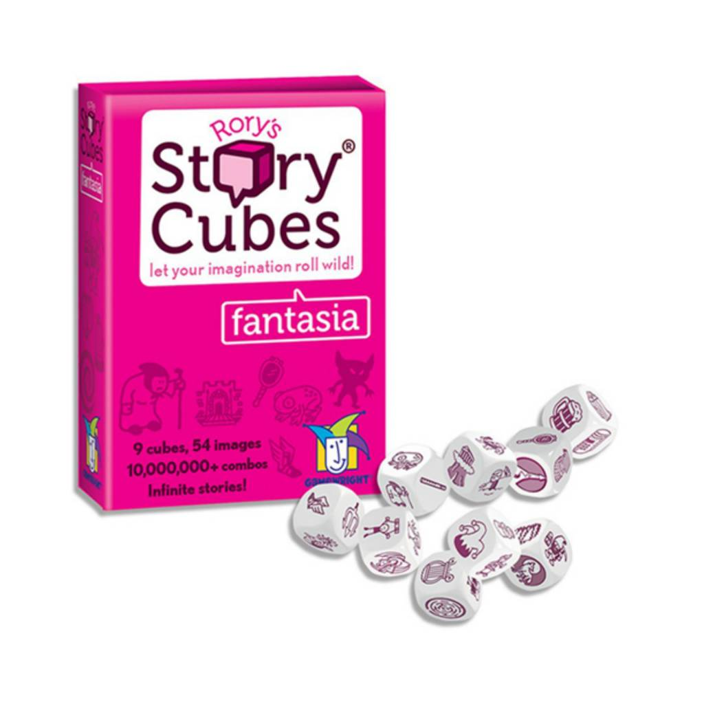 Gamewright Rory's Story Cubes Fantasia