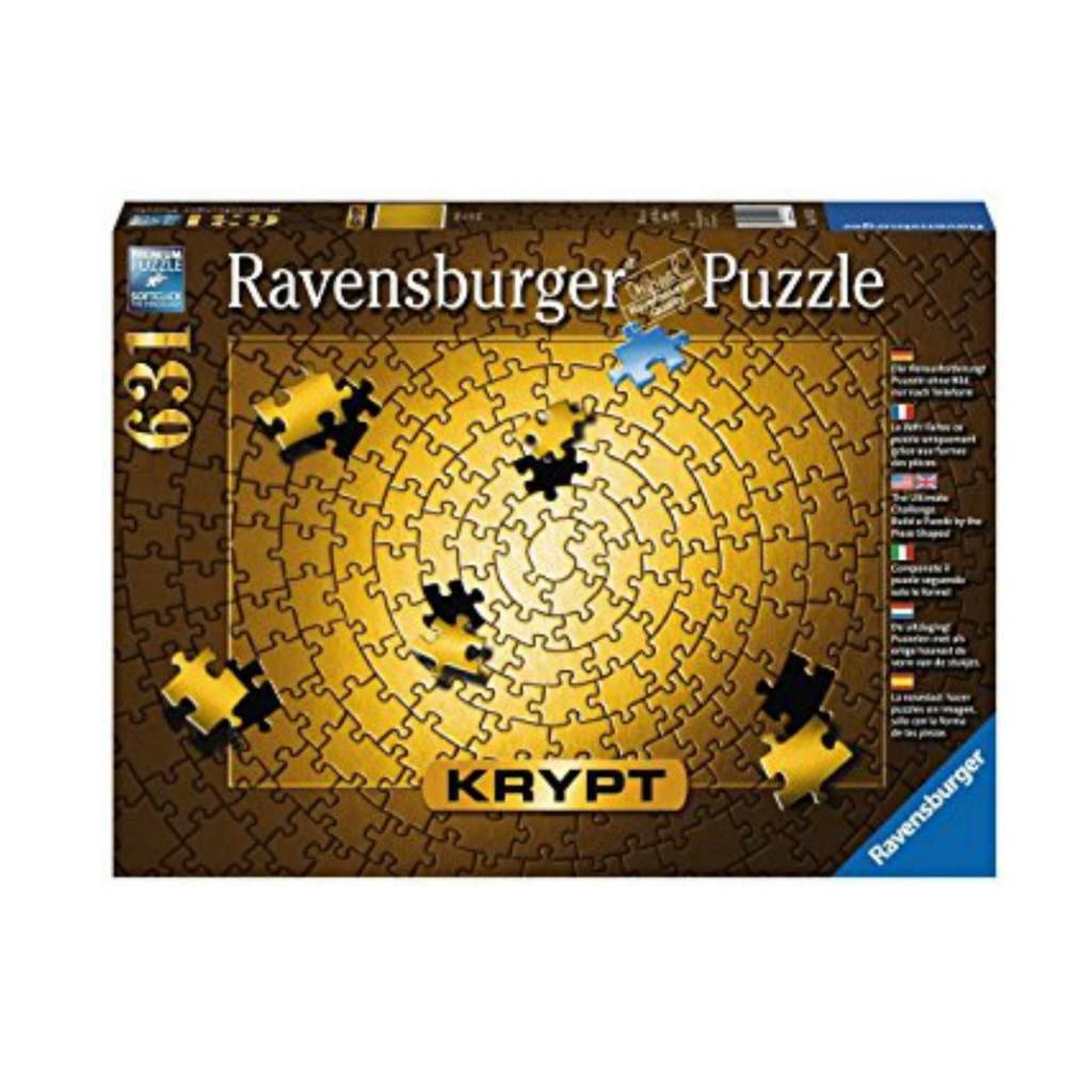 Ravensburger Puzzle 631: Krypt Gold
