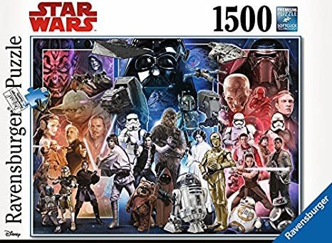 Ravensburger Puzzle 1500: Star Wars Whole Universe