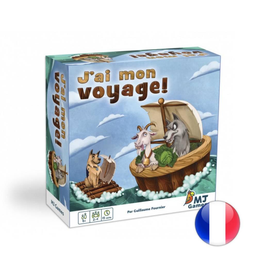 MJ Games J'ai mon voyage!