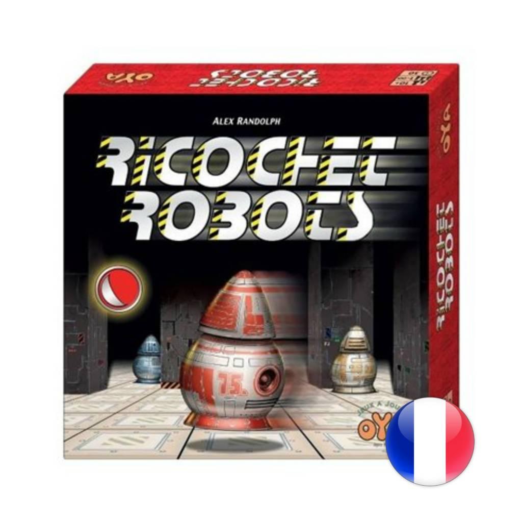 Oya Ricochets robots VF