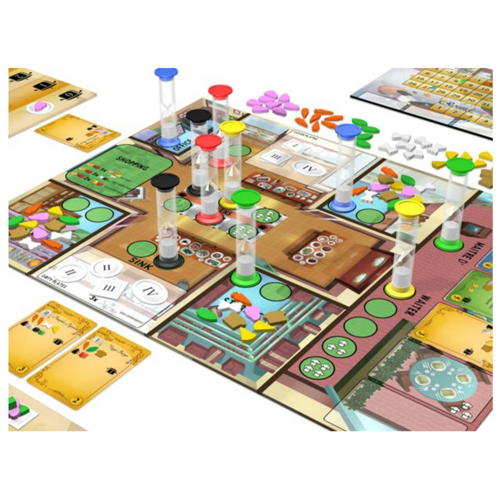 Artipia Games Kitchen Rush VF