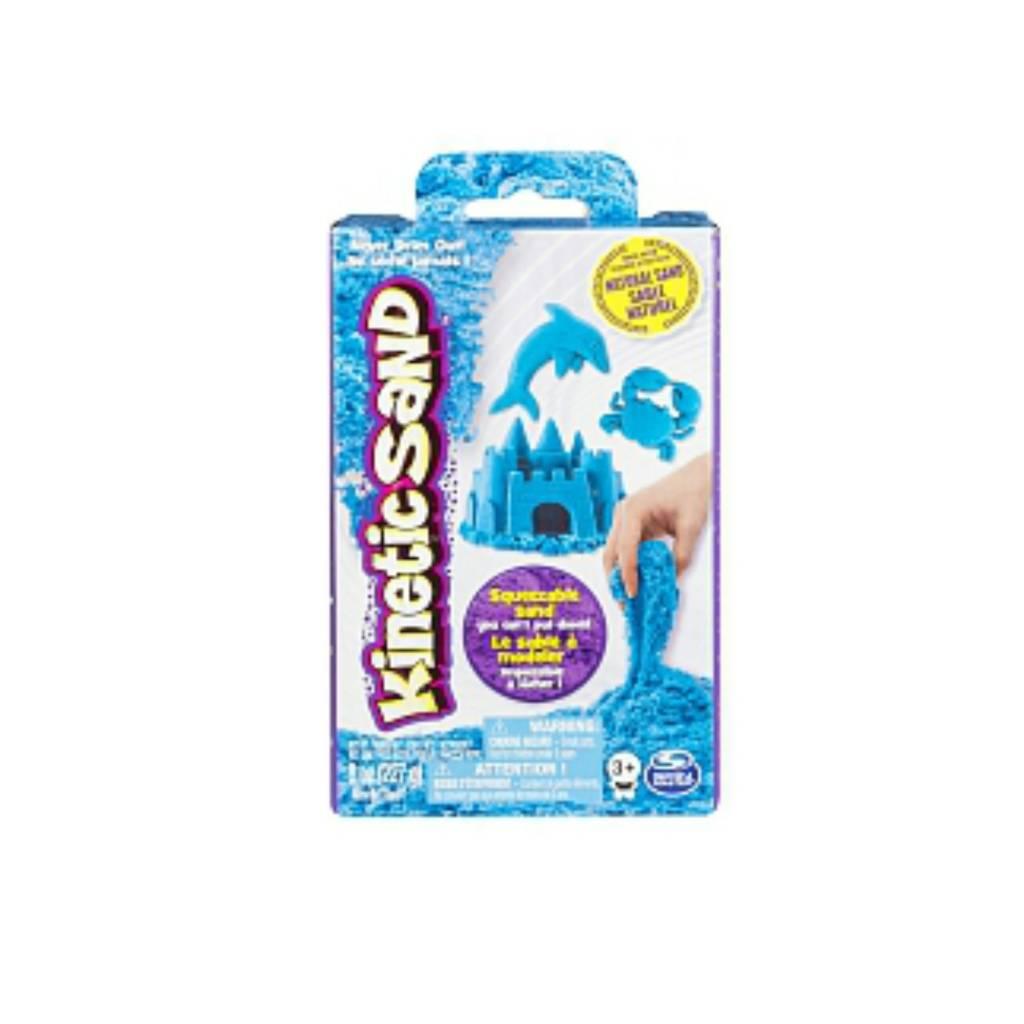 Kinetic Sand Kinetic Sand boîte de 8oz bleu