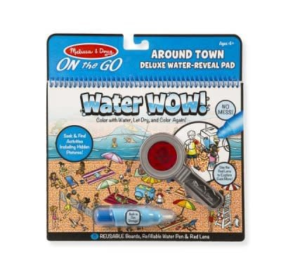 Melissa & Doug Water Wow! Deluxe - Around Town