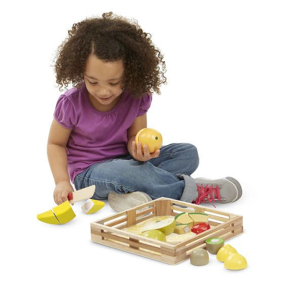 Melissa & Doug Cutting Fruit
